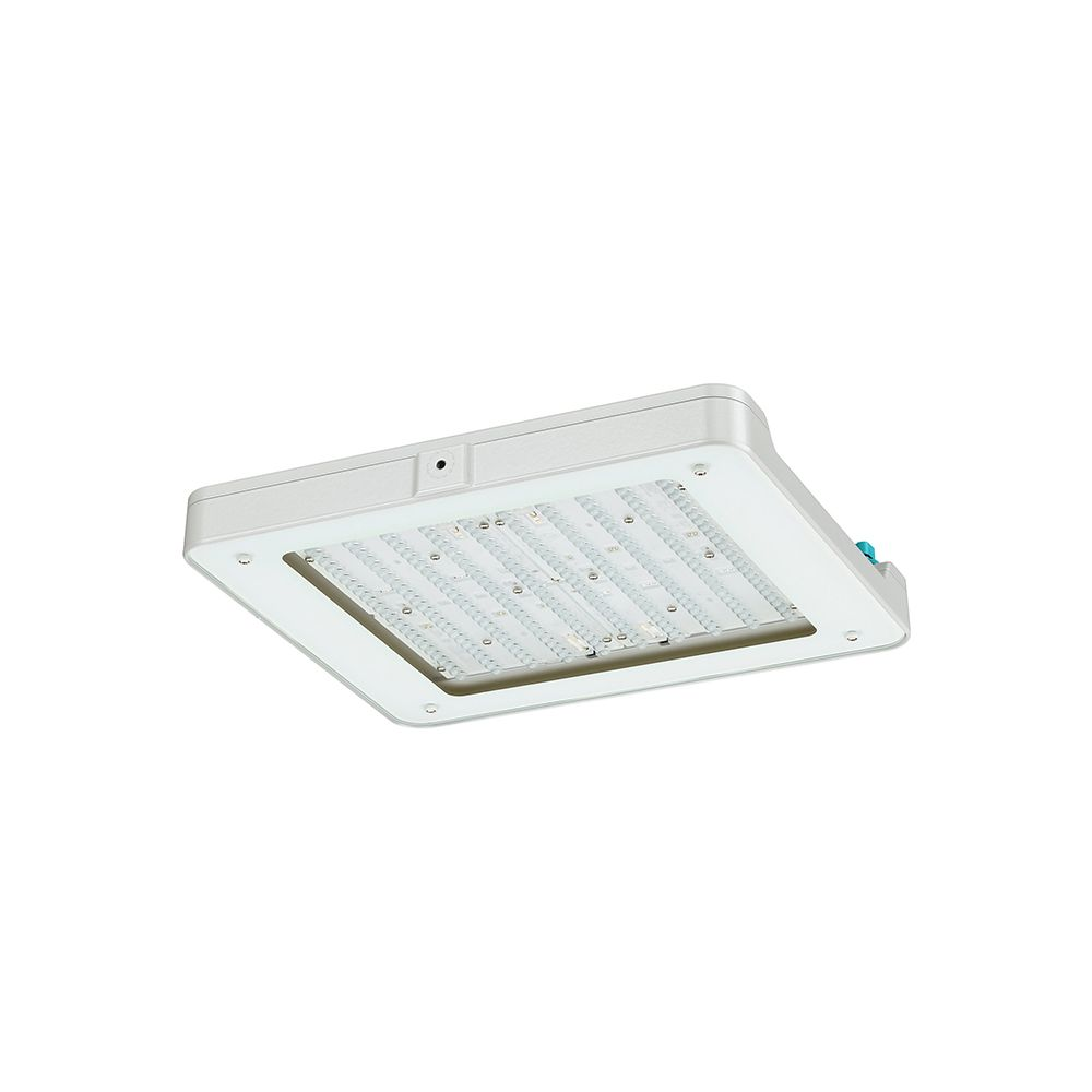 Philips LED highbay GentleSpace BY480X LED170S/840 WB GC SI ACW-W BR | kald hvit - erstatter 250W
