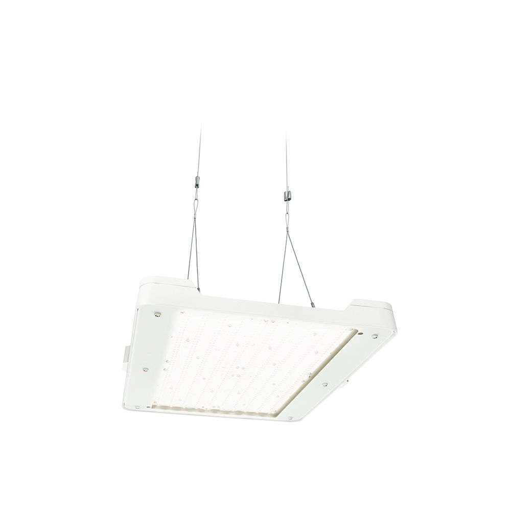Philips Campana LED GentleSpace BY481P LED250S/865 PSD WB GC SI | Luz de Día - Dali Regulable - Reemplazo 400W