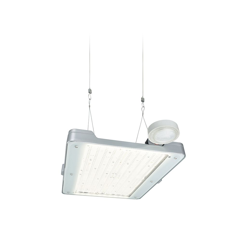 Philips Highbay LED GentleSpace BY481X LED350S/840 WB GC SI ACW-W BR | Blanc Froid - Substitut 400W