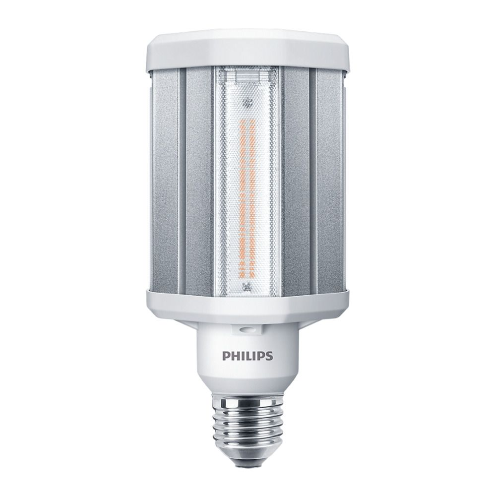 Philips TrueForce LED HPL E27 42W 830 Clear | Warm White - Replaces 125W