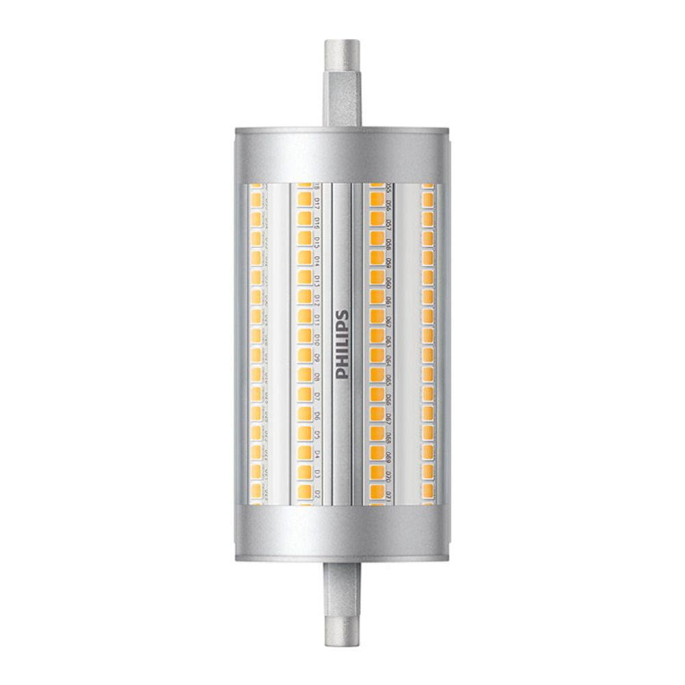 Philips CorePro LEDlinear R7s 17.5W 830 118mm | Dimbaar - Vervangt 150W