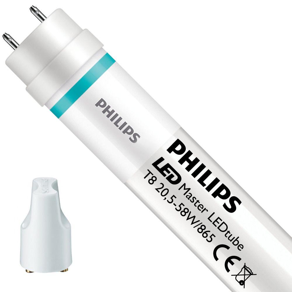 Philips LEDtube EM HO 20.5W 865 150cm (MASTER Value) | Päivänvalo Valkoinen - Sisältää sytyttimen - Korvaa 58W