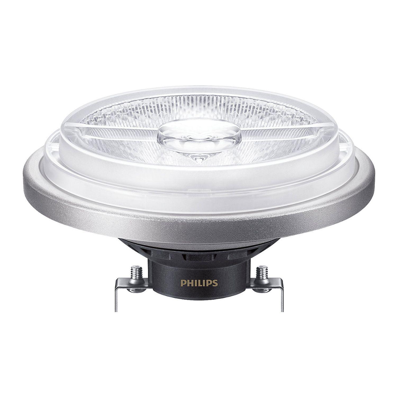 Philips LEDspot ExpertColor G53 AR111 (MASTER) 15W 930 40D | Dimmbar - Höchste Farbwiedergabe - Ersatz für 75W