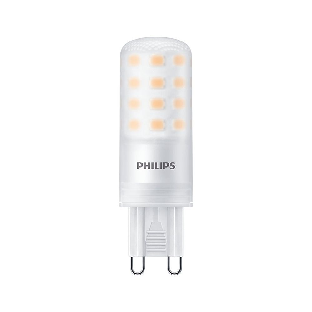 Philips CorePro LEDcapsule G9 4W 827 480lm | Dimmable - Replacer for 40W