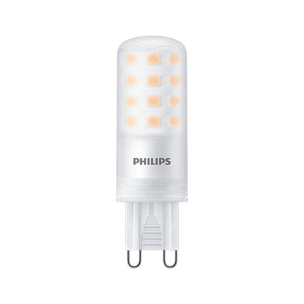 Philips CorePro LEDcapsule G9 4W 827 480lm | Himmennettävä - Erittäin Lämmin Valkoinen - Korvaa 40W