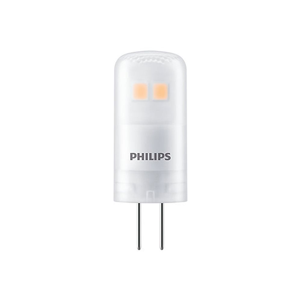 Philips CorePro LEDcapsule LV G4 1W 827 115lm | Extra Warm White - Replaces 10W