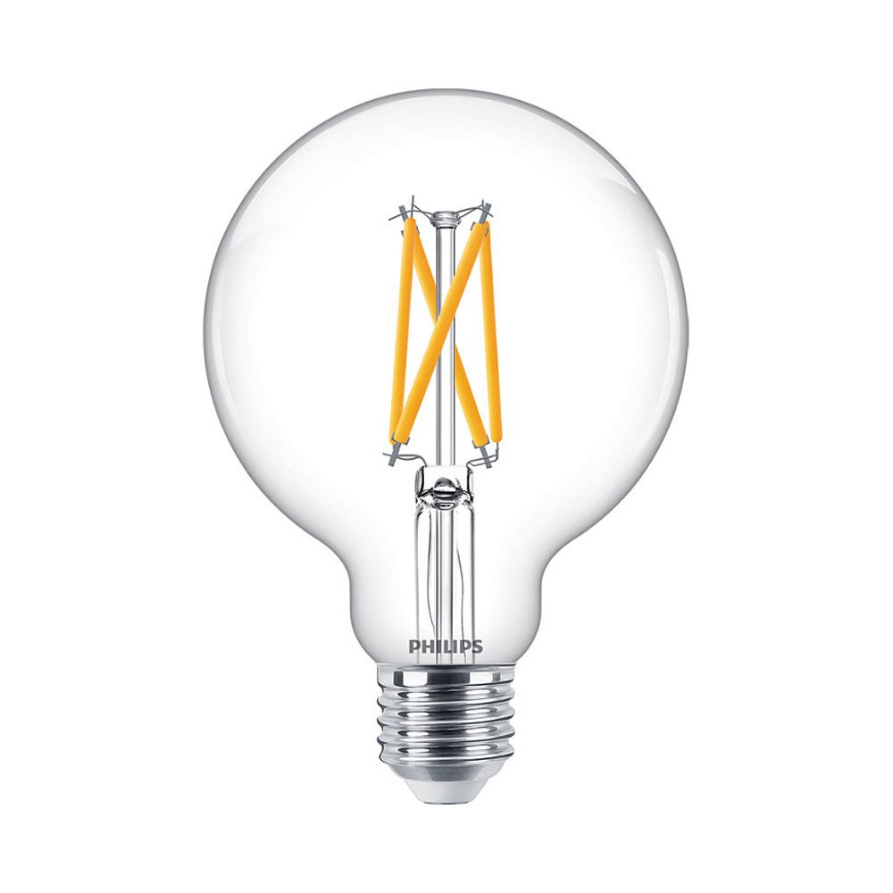 Philips Classic LEDbulb E27 G93 7W 927 806lm Filament | DimTone - Zeer Warm Wit - Vervangt 60W