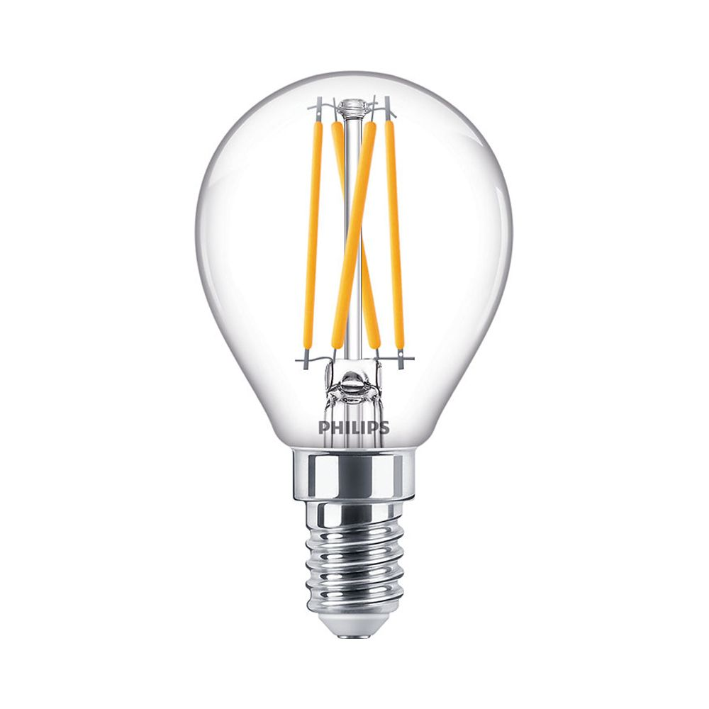Philips Classic LEDlustre E14 P45 3.2W 927 250lm | DimTone - Extra Warm White - Replaces 25W