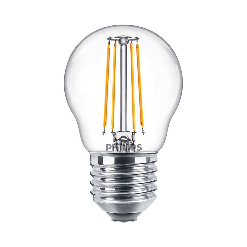 Philips Classic LEDlustre E27 P45 4.5W 827 470lm | Dimmable - Replacer for 40W