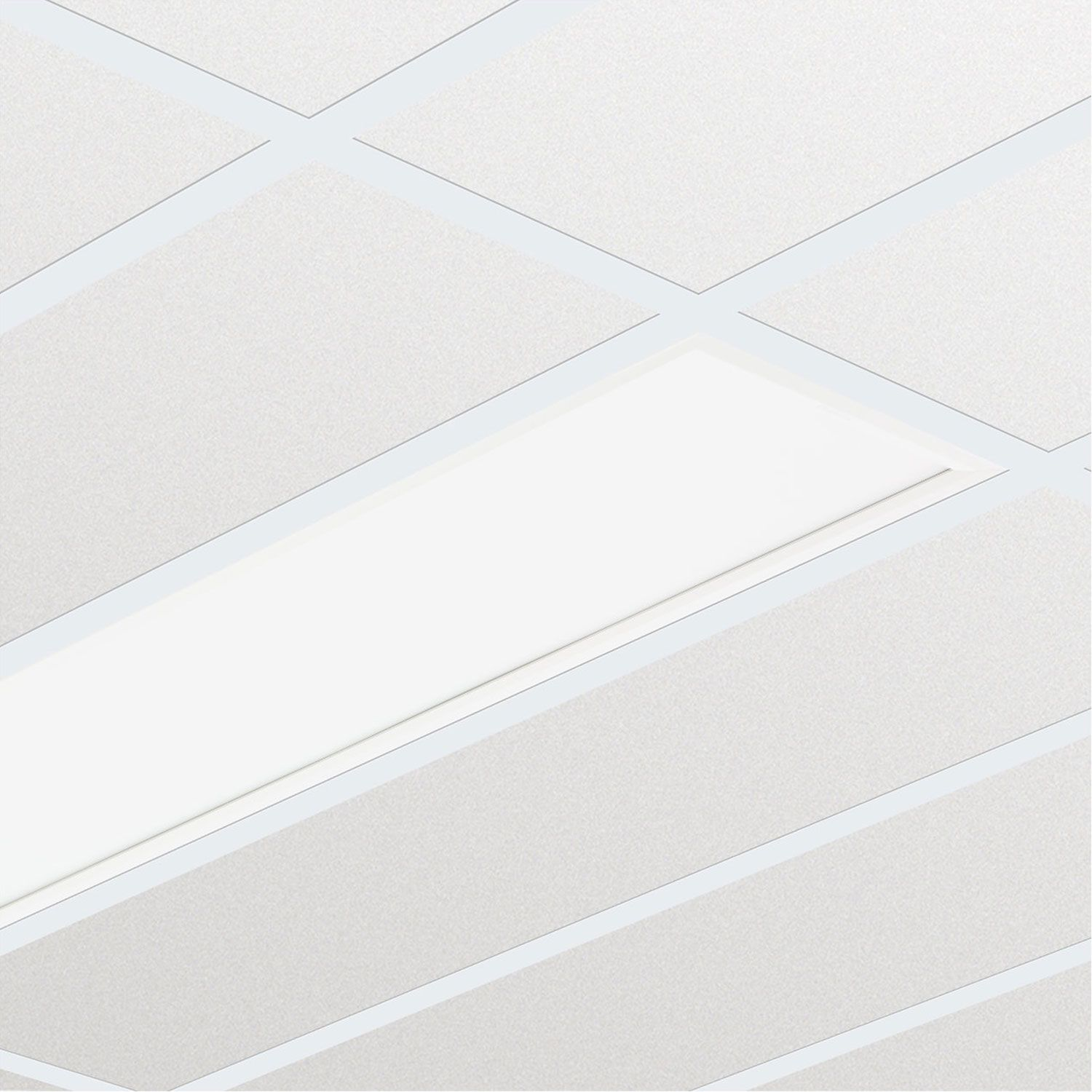 Philips Panel LED CoreLine RC132V G4 30x120cm 4000K 3600lm UGR <19 | Módulo de Emergencia 3H - Dali Regulable - Blanco Frio - Reemplazo 2x36W