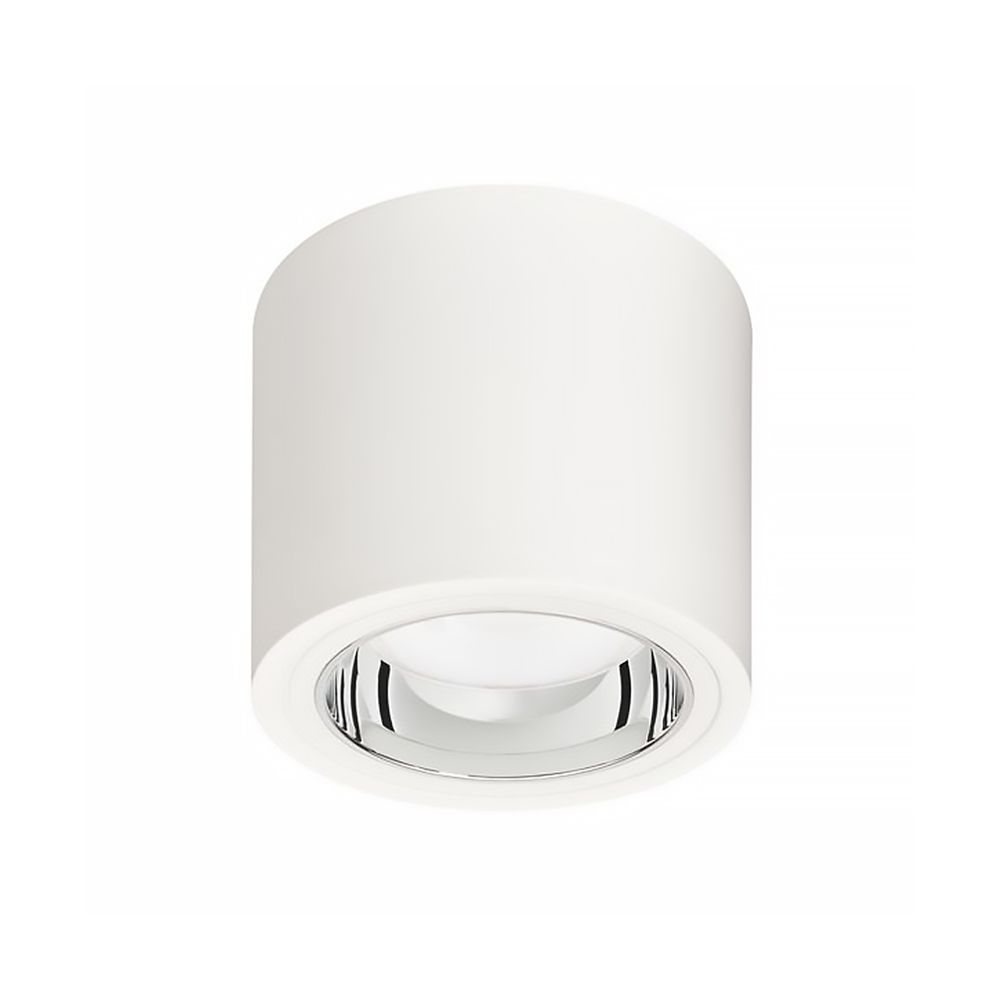 Philips LED Downlight LuxSpace Compact Deep DN571C LED24S/830 2400lm IP20 PSD-VLC-E C Wit | Dali Dimbaar