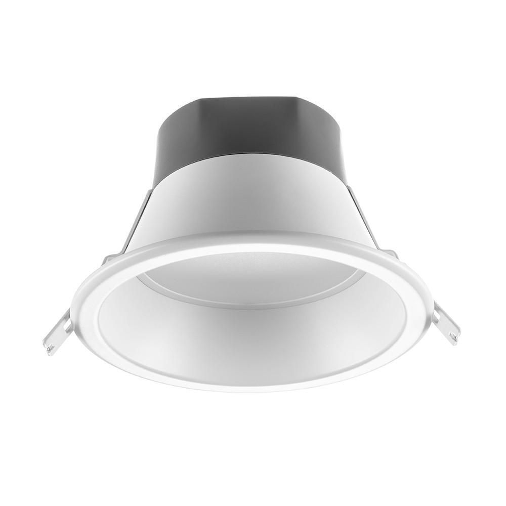 Noxion Downlight LED Vero Alu 3000K 1200lm Ø150mm