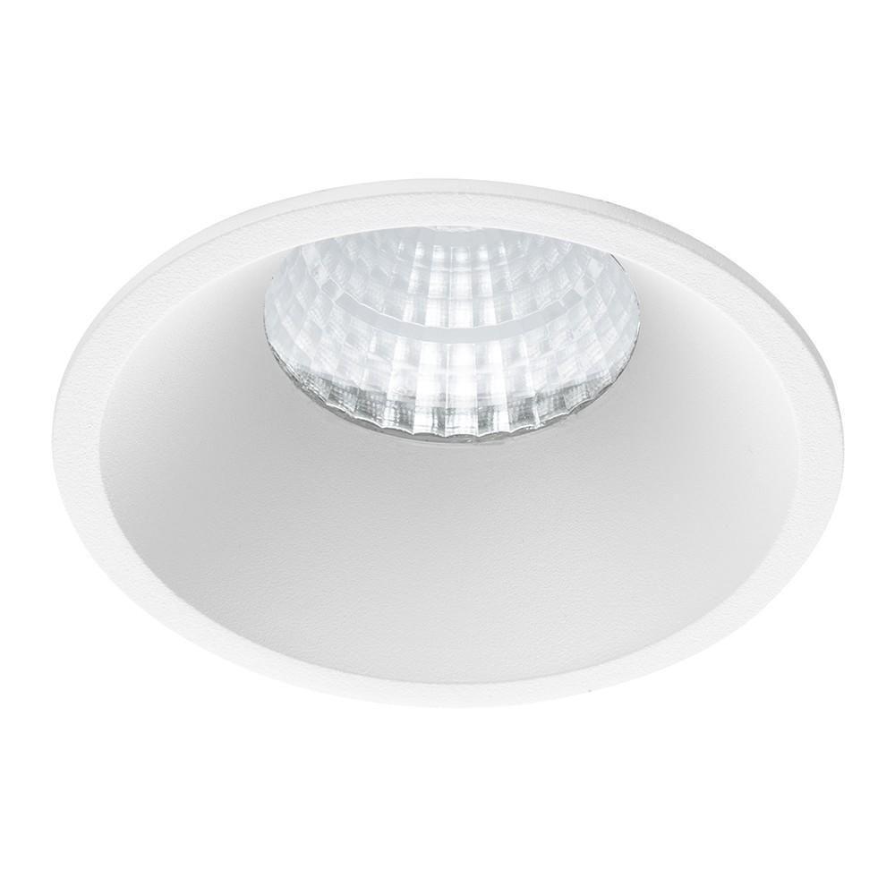 Noxion LED Spot Starlight IP54 2700K Aluminium 6W | Best Colour Rendering - Dimmable