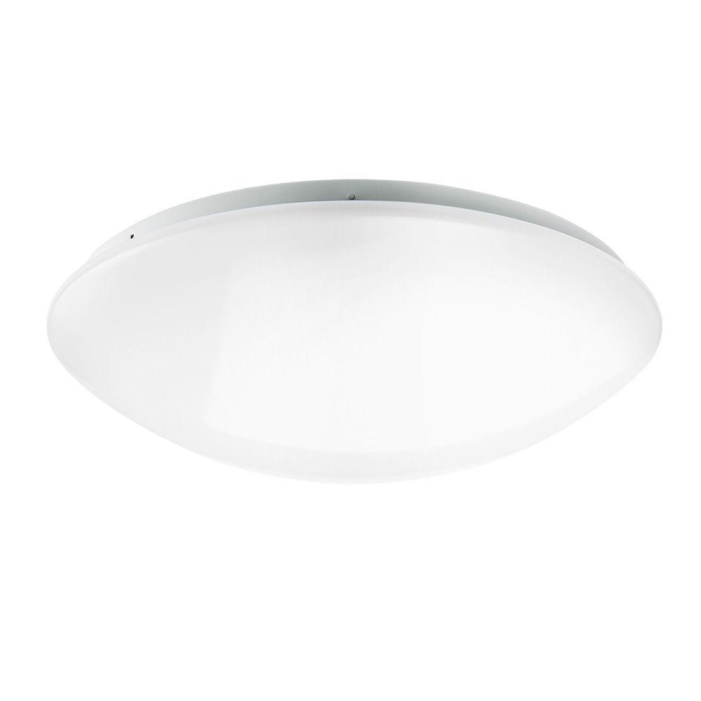 Noxion LED LED Wandlamp Corido IP44 3000K 18W | met Sensor - Vervangt 2x18W