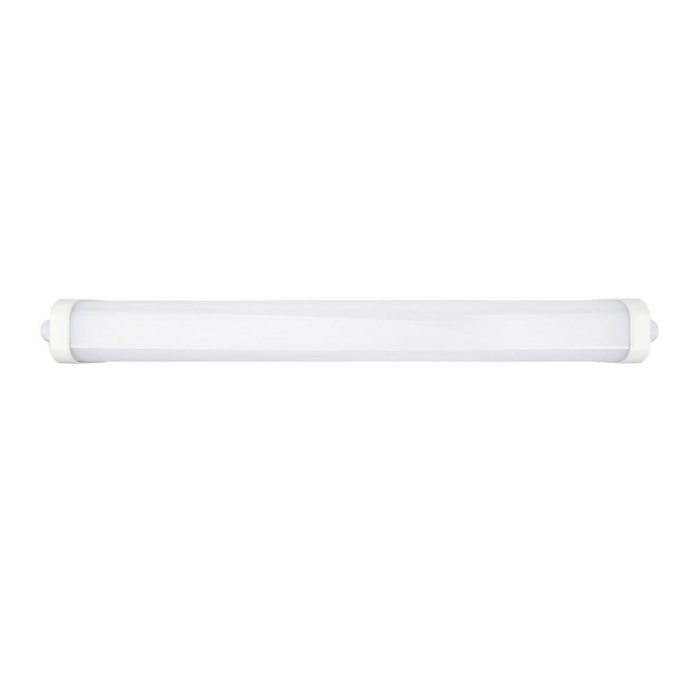 Noxion LED Wasserdicht Deckenleuchte Ecowhite V2.0 20W 4000K IP65 60cm | Ersatz für 2x18W