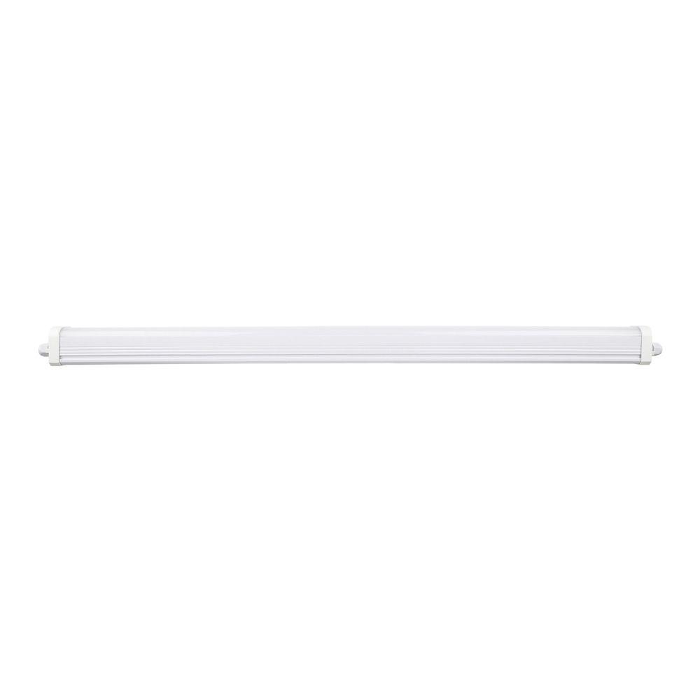 Noxion LED Waterproof lysrender Ecowhite V2.0 36W 4000K IP65 120cm | erstatter 2x36W