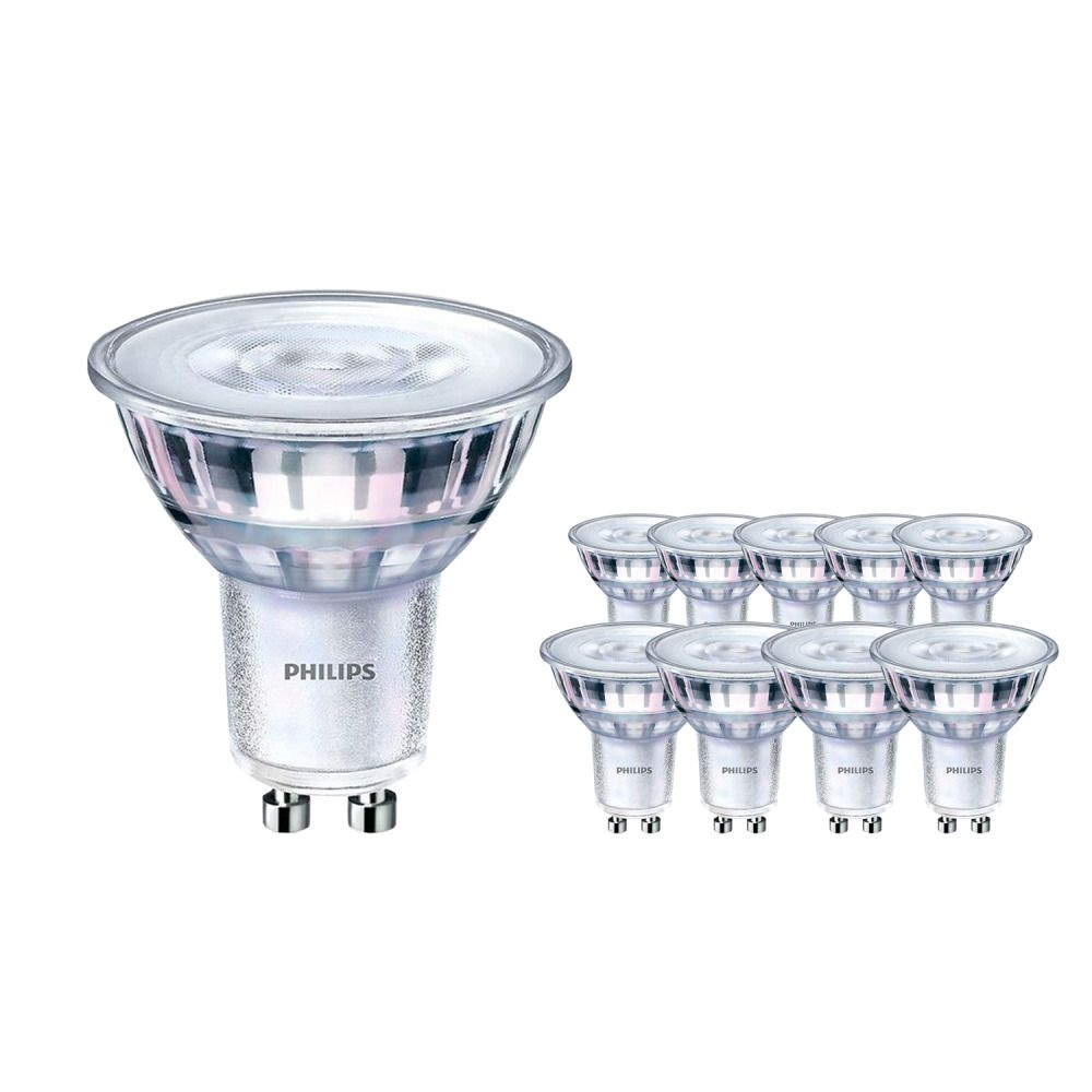 Multipack 10x Philips MAS LED ExpertColor 5.5-50W GU10 927 36D