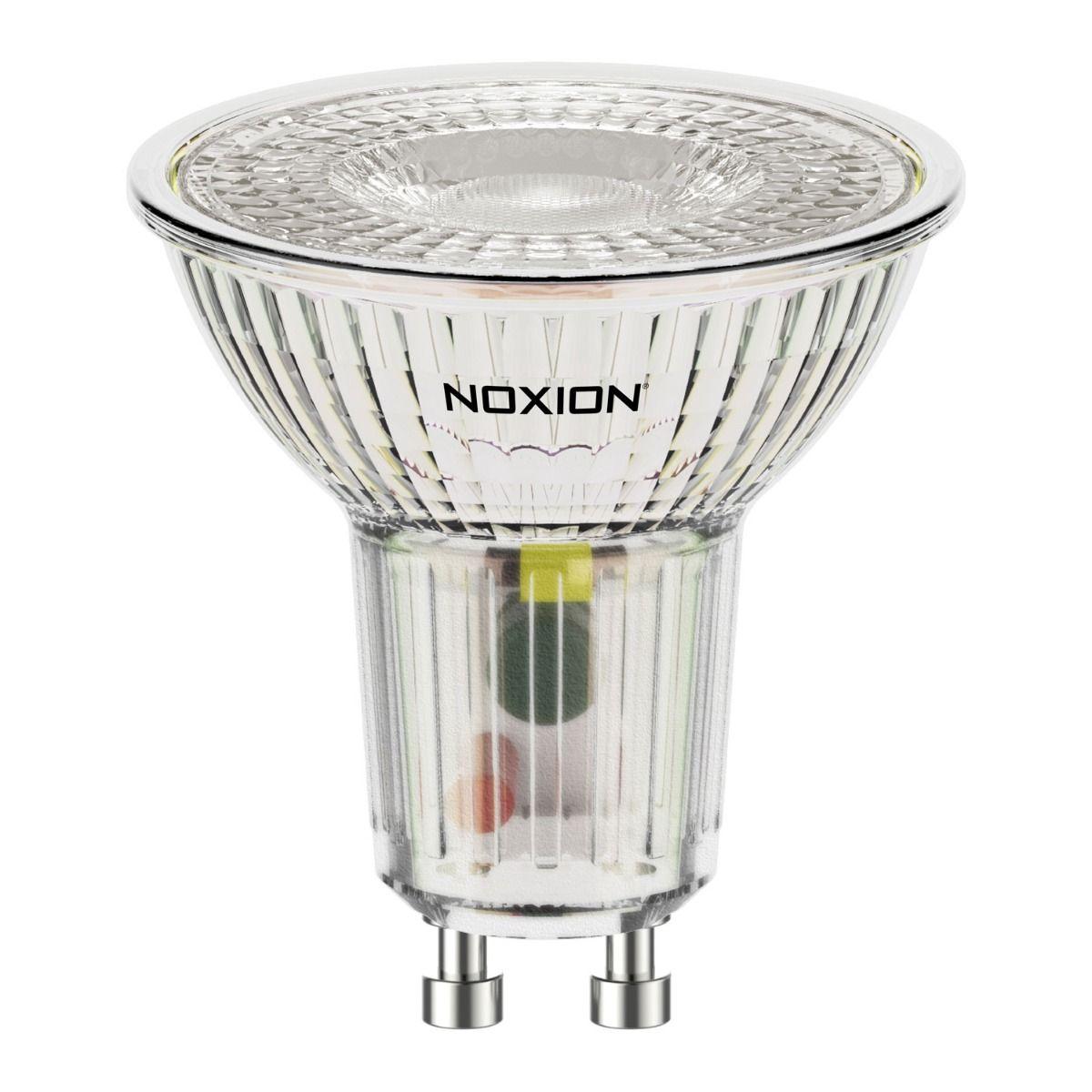 Noxion LED-Spot GU10 5W 830 36D 500lm | Warmweiß - Ersatz für 60W