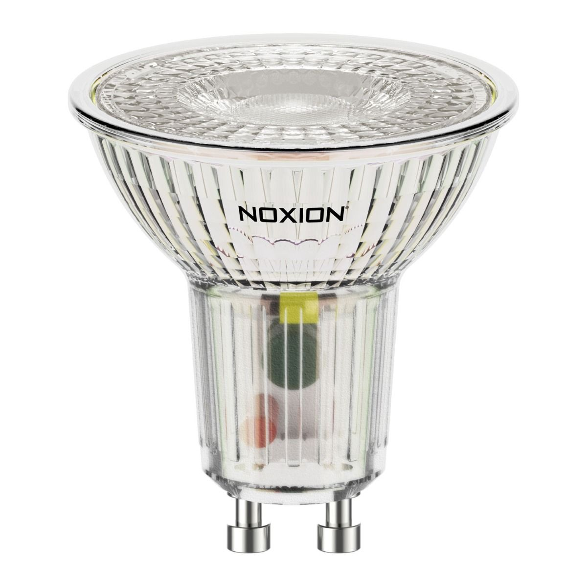 Noxion LED Spot GU10 4W 827 36D 390lm | Extra Warm White - Replaces 50W