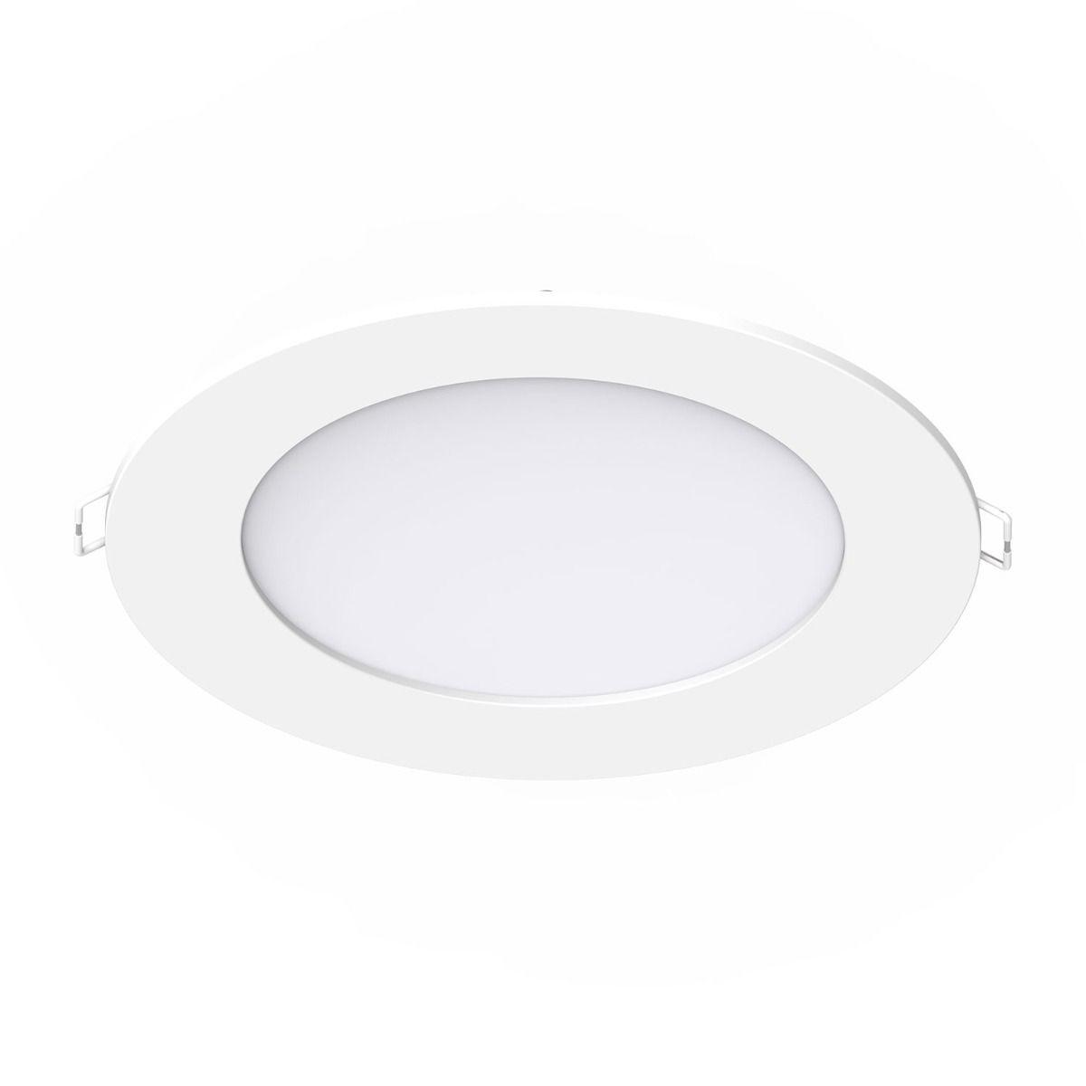 Noxion LEDDownlight SlimV2.0IP44 12W 3000K Cutout Ø150mm w/ EM3HR