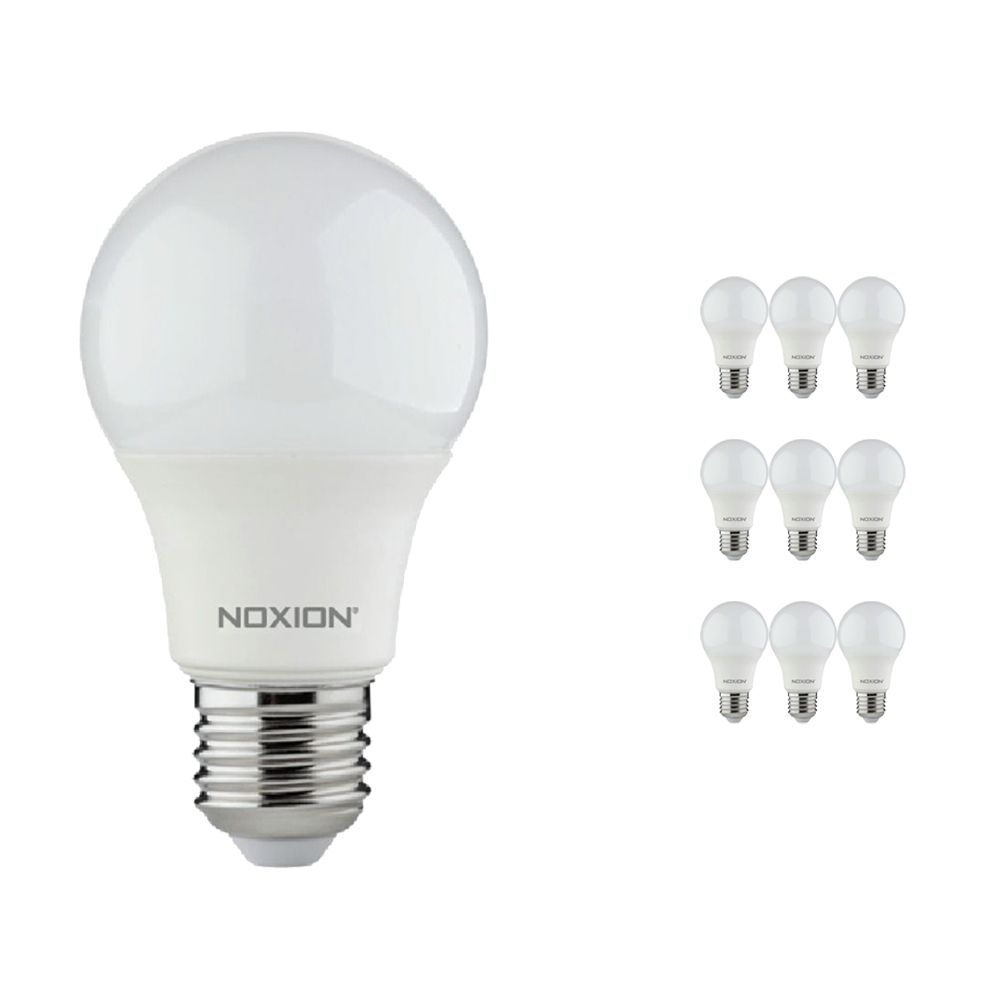 Multipack 10x Noxion Lucent LED Classic 14W 827 A60 E27 | Replacer for 100W