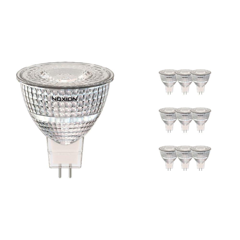 Voordeelpak 10x Noxion LED Spot GU5.3 7.8W 840 36D 730lm | Koel Wit - Vervangt 50W
