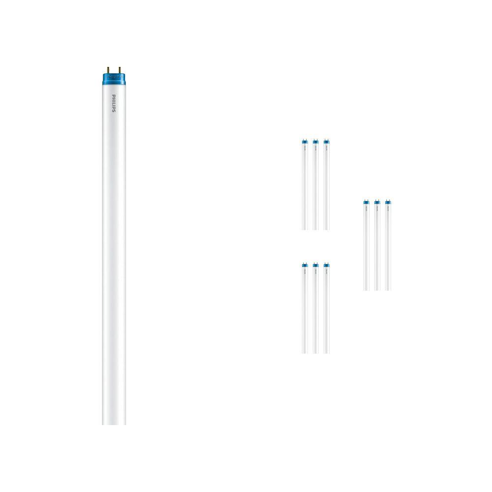 Mehrfachpackung 10x Philips CorePro LEDtube EM HO 24W 840 150cm | Kaltweiß - mit LED-Starter - Ersatz für 58W