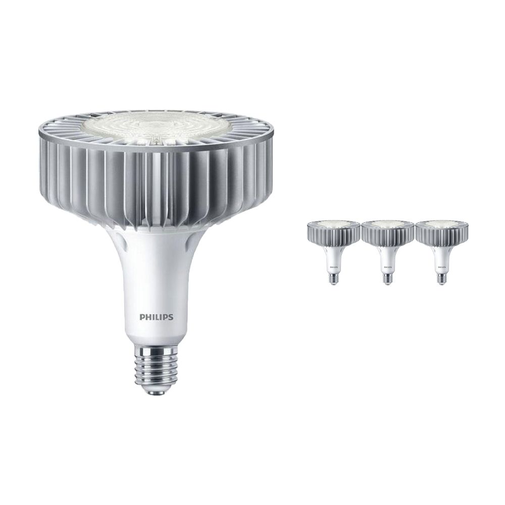 Multipack 4x Philips TrueForce LED HPI ND E40 88W 840 120D | Replacer for 250W