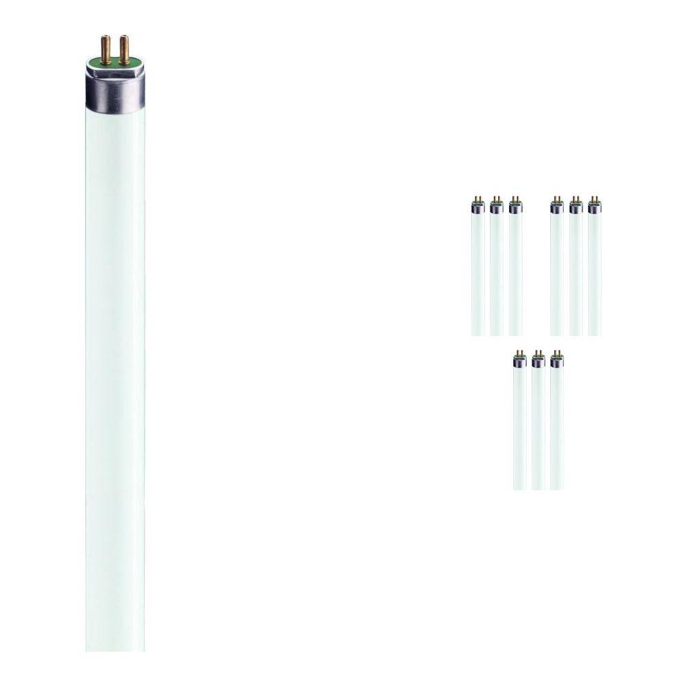 Voordeelpak 10x Philips TL5 HE 28W 840 (MASTER) | 115cm - Koel Wit