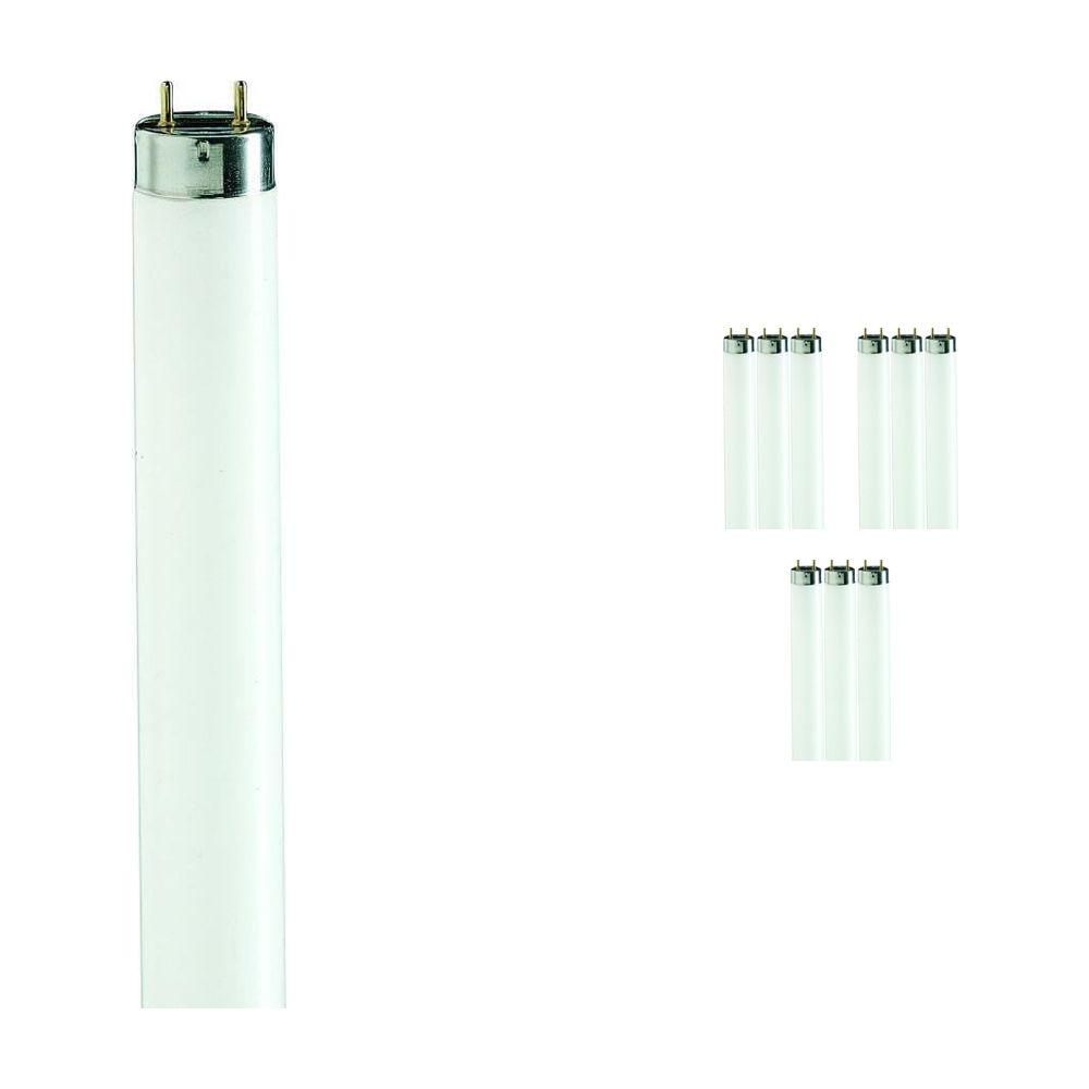 Voordeelpak 10x Philips TL-D 90 De Luxe 36W 965 - 120cm (MASTER)
