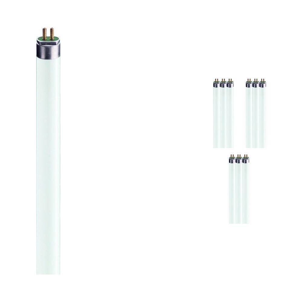 Voordeelpak 10x Philips TL5 HE 35W 830 (MASTER) | 145cm - Warm Wit