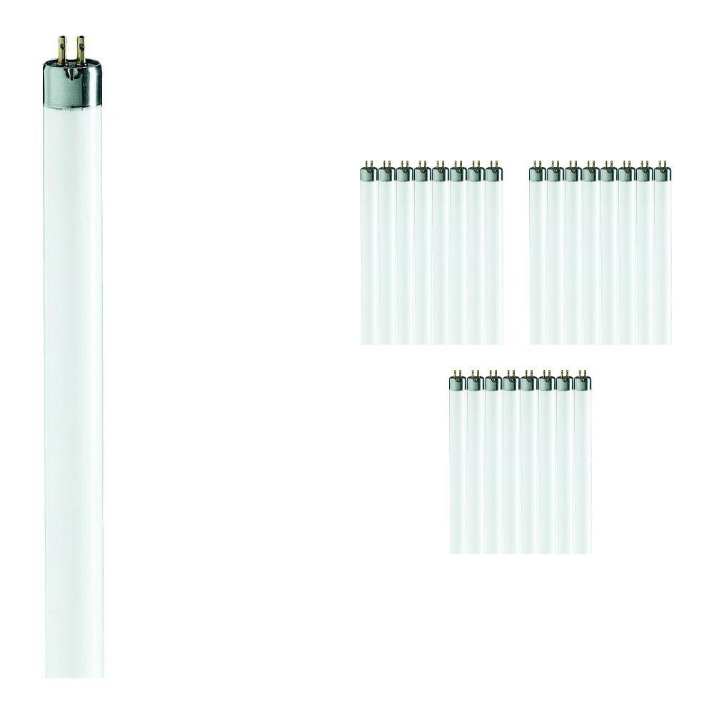 Voordeelpak 25x Philips TL Mini 8W 827 Super 80 (MASTER) | 29cm - Zeer Warm Wit