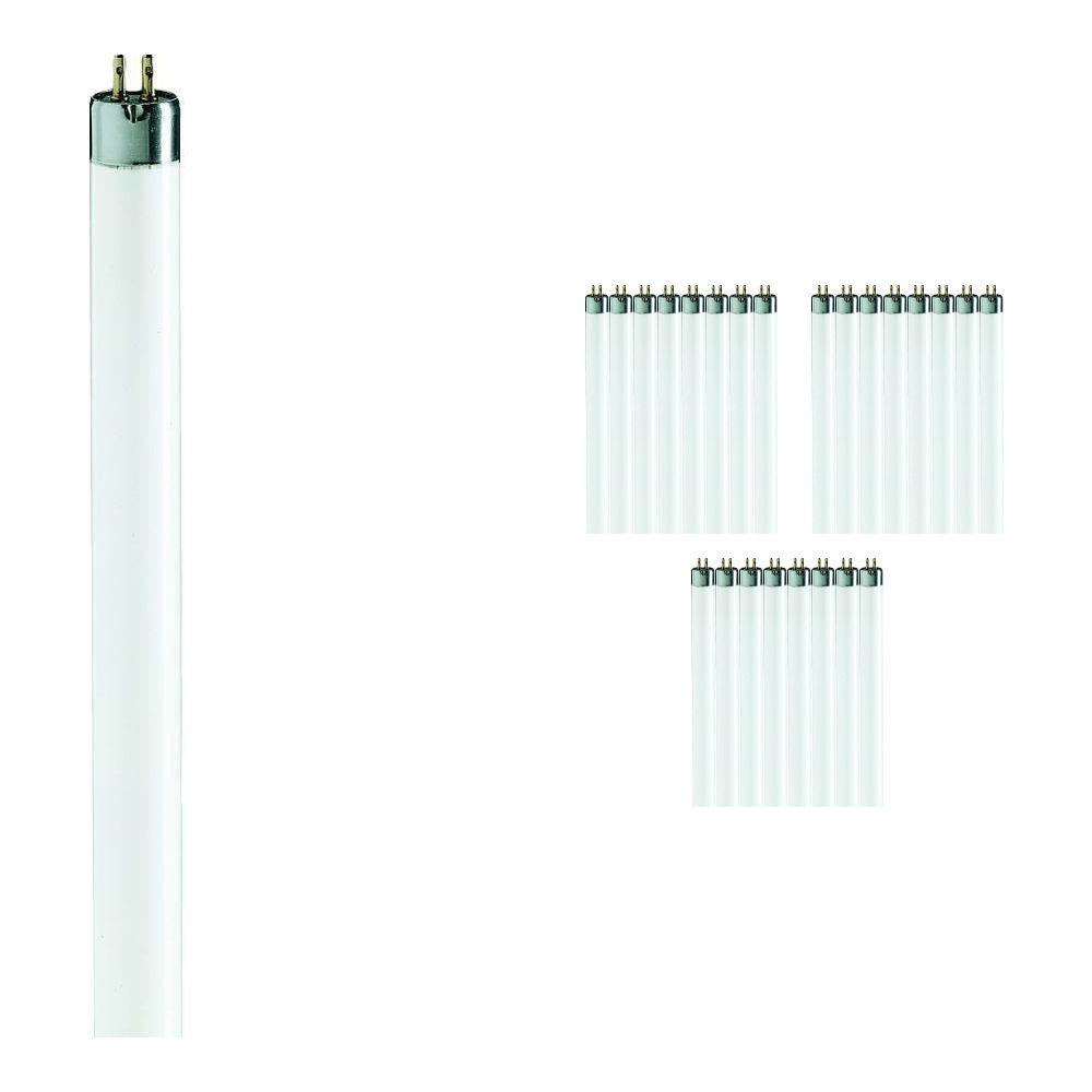 Voordeelpak 25x Philips TL Mini 6W 840 Super 80 (MASTER) | 21cm - Koel Wit