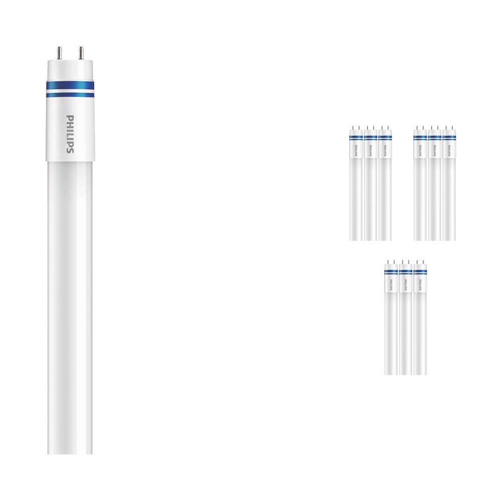 Mehrfachpackung 10x Philips LEDtube HF UO 24W 830 150cm (MASTER) | Dimmbar - Warmweiß - Ersatz für 58W