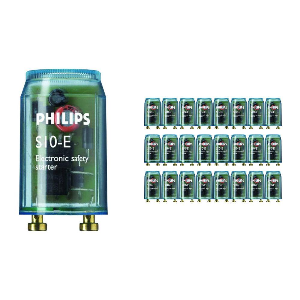 Voordeelpak 25x Philips Starter S10E 18-75W SIN 220-240V BL