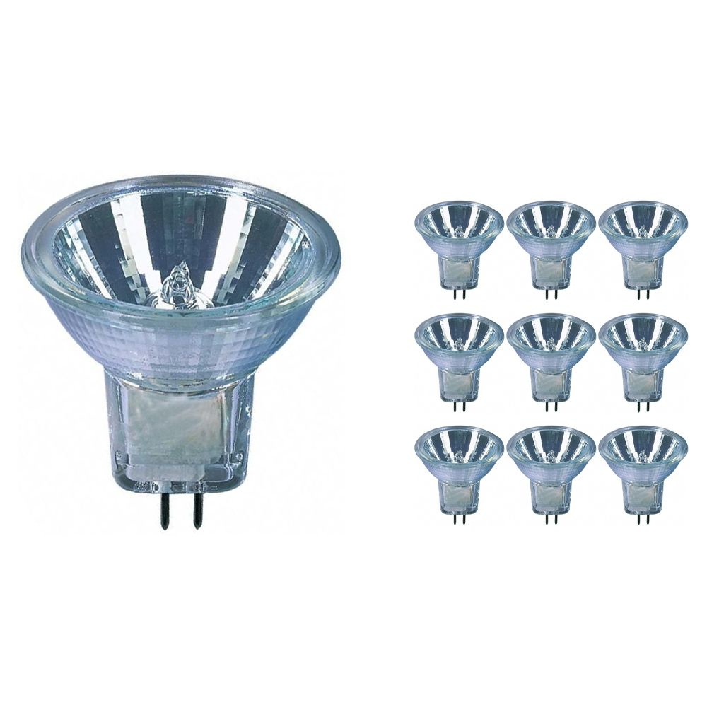 Voordeelpak 10x Osram 46890 DecoStar Titan 35 20W 12V GU4 SP 10D