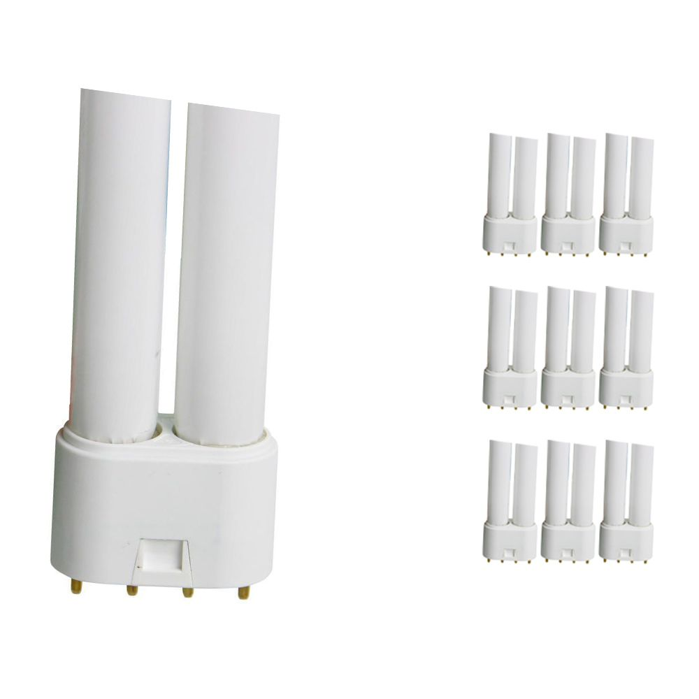 Voordeelpak 10x Osram Dulux L 18W 827 | 4-Pins