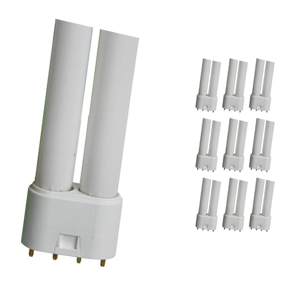 Voordeelpak 10x Osram Dulux L 55W 865 | Daglicht - 4-Pin