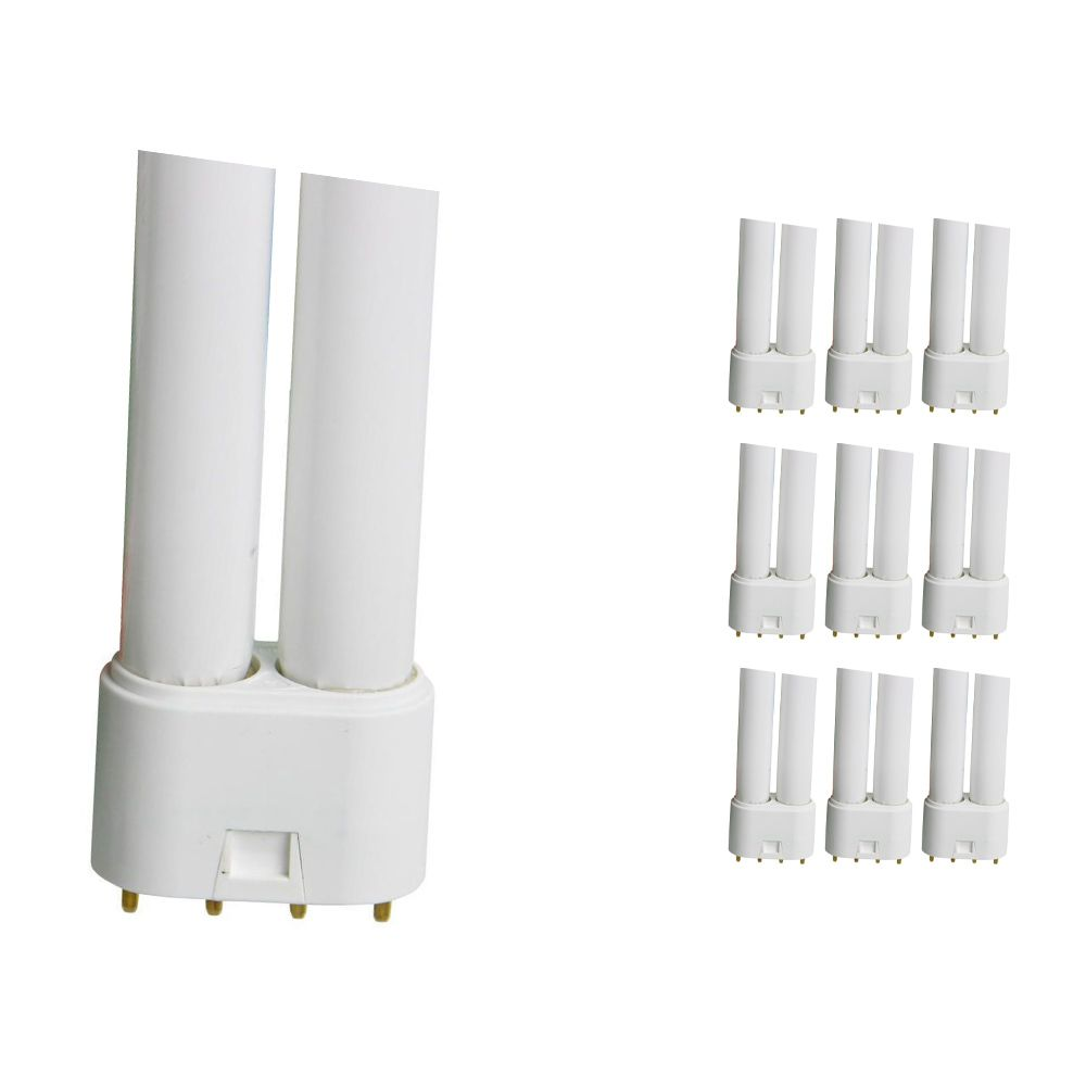 Mehrfachpackung 10x Osram Dulux L 18W 840 | 4-Pins