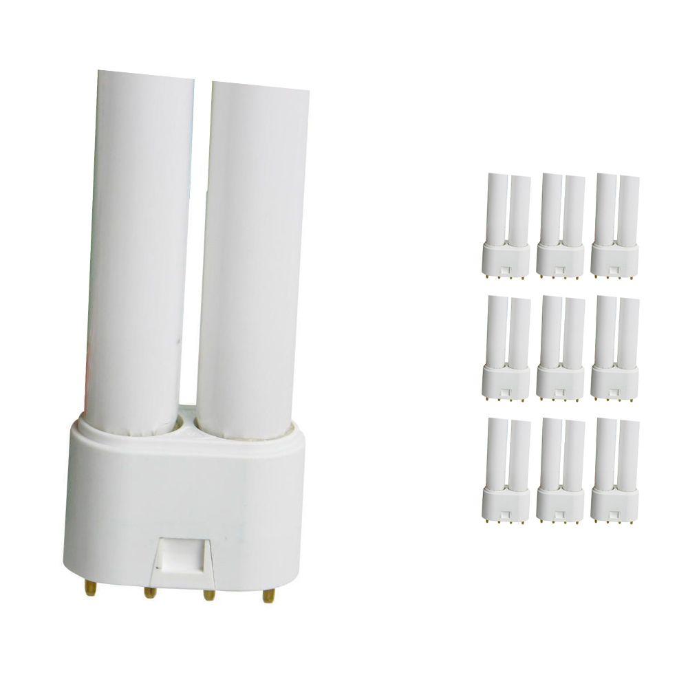 Voordeelpak 10x Osram Dulux L 24W 830   4-Pins