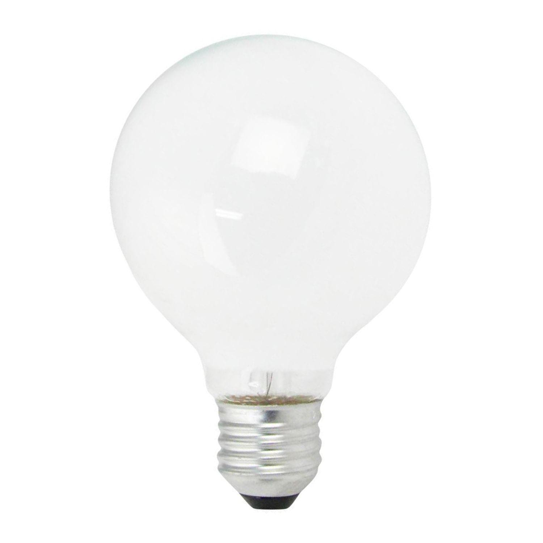 Standard Glühlampe Globe Opal E27 G120 25W 230V