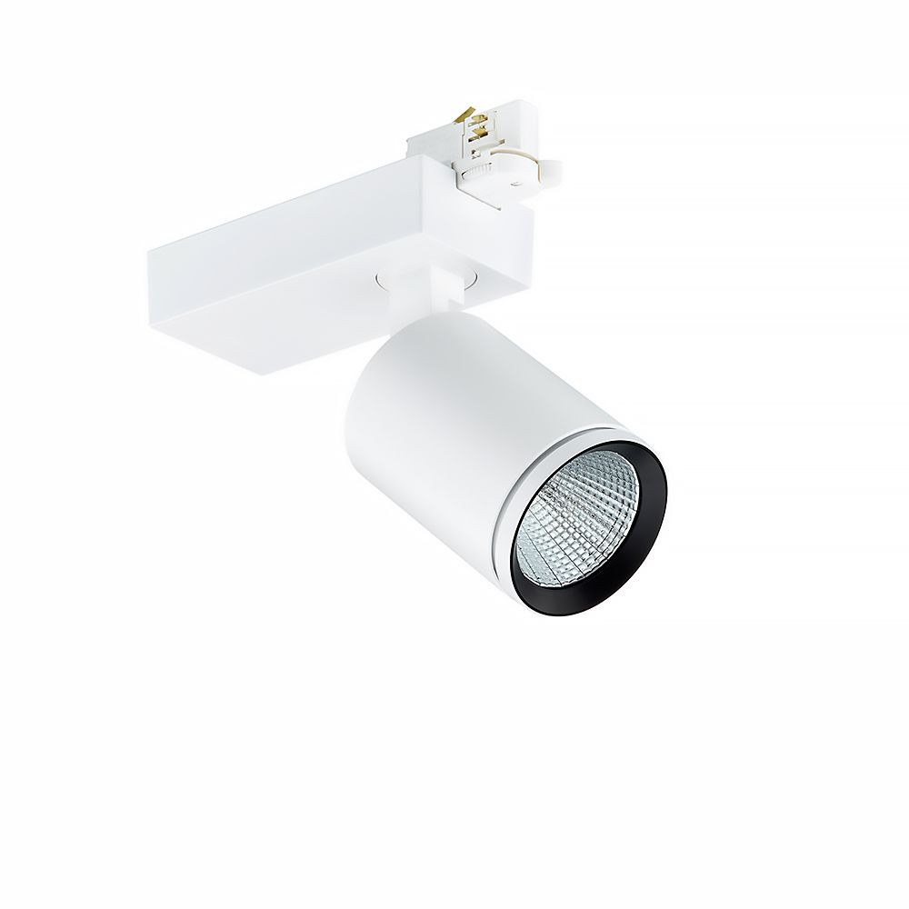 Philips Spot LED sur rail StyliD Evo ST770T LED27S/830 PSD-VLC HOVL-H Blanc | Dali Dimmable