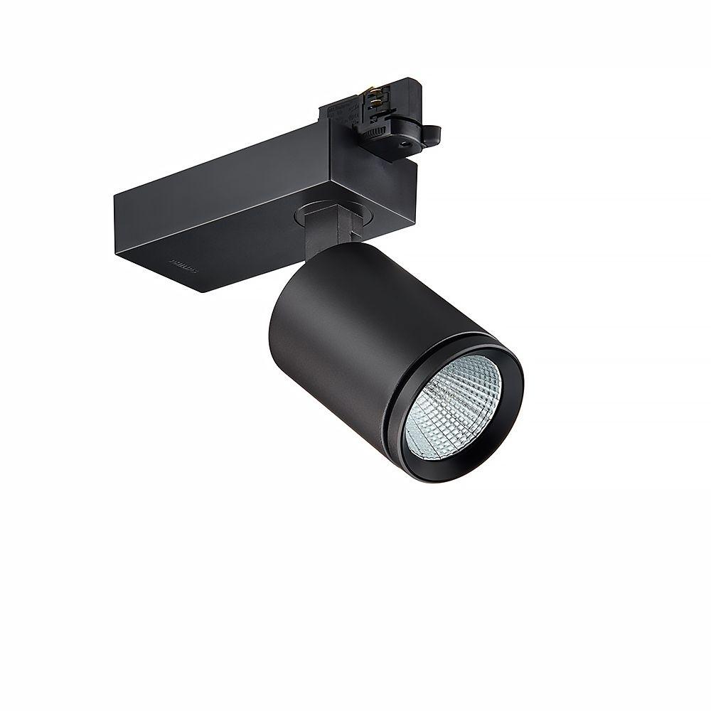 Philips LED 3-fase Railspot StyliD Evo ST780T LED49S/830 PSD-VLC HOVL-H Zwart | Dali Dimbaar