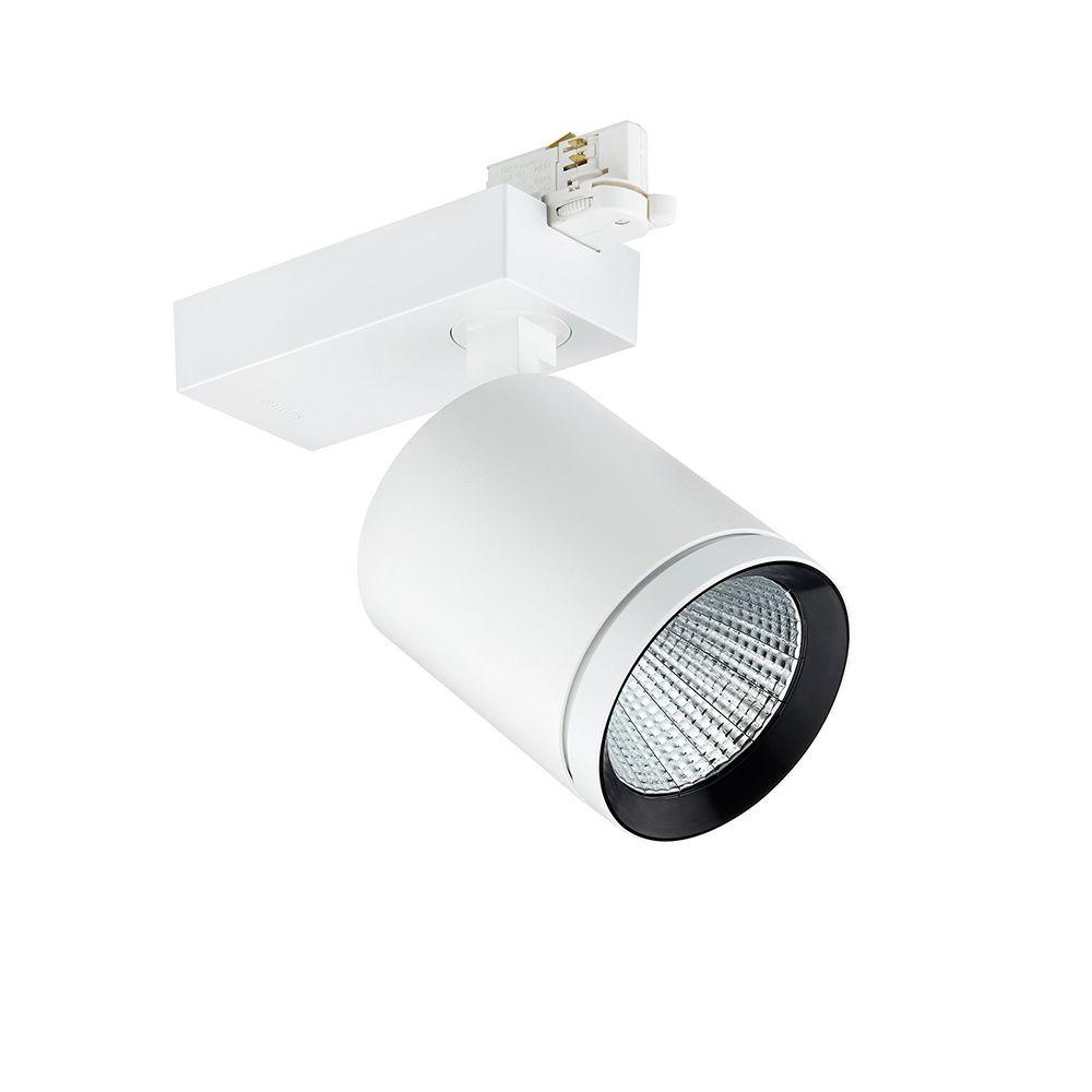 Philips LED 3-fase Railspot StyliD Evo ST780T LED60S/830 PSU HMB Wit