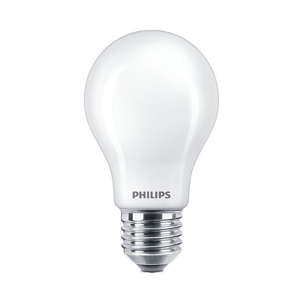 Philips Classic LEDbulb E27 A60 8.5W 830 | Replacer for 75W