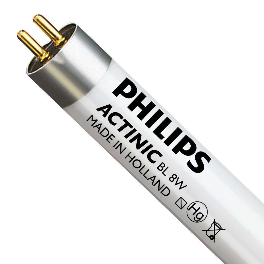 Philips TL-D 8W 10 Actinic BL MASTER | 29cm