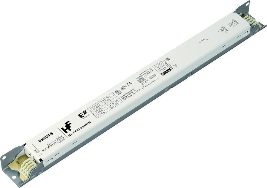 Philips Ballast Fluorescent HF-P 1 24-39 TL5 HO II 220-240V pour 1x24-39W