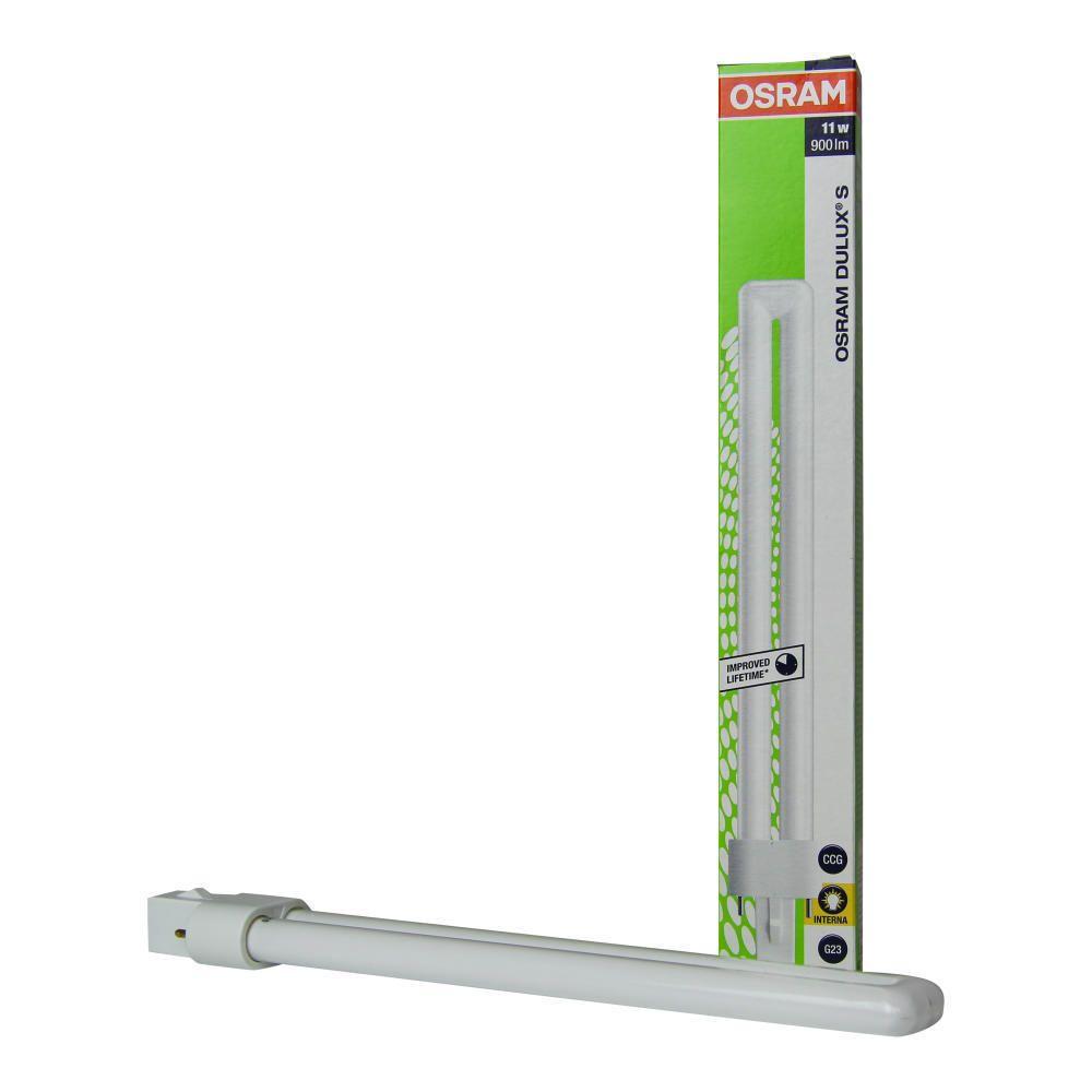 Osram Dulux S 11W 827 | Extra Warmweiß - 2-Stift