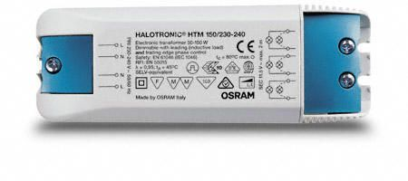 Osram HTM 150VA 230V Transformateur 12V | Halogen/LED