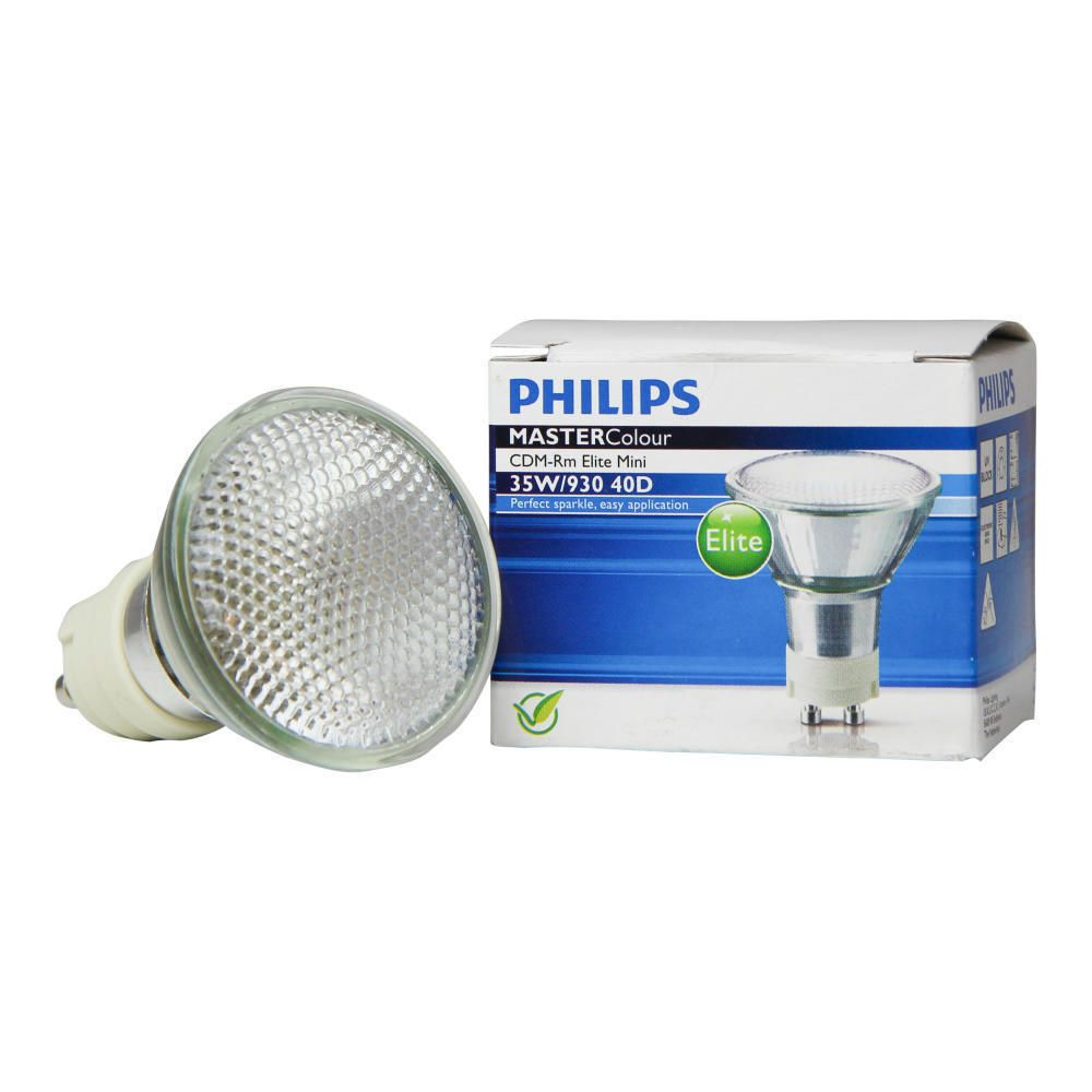 Philips MASTERColour CDM-Rm Elite Mini 35W 930 GX10 40D